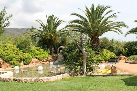 Agroturismo Can Gall : grounds