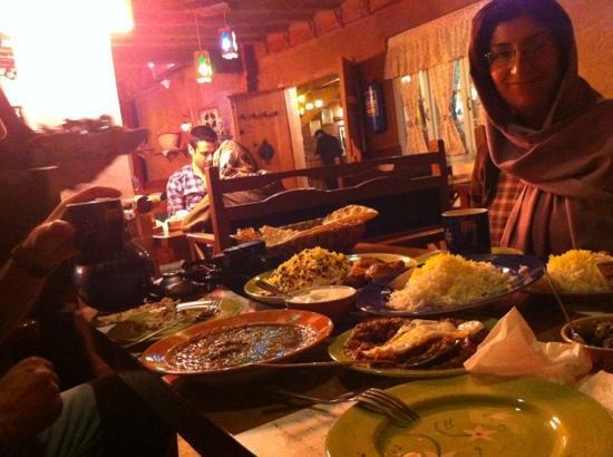 Gilane tehran restaurant reviews phone number photos for Divan restaurant tehran