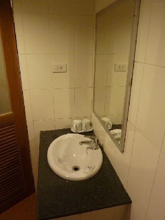 Palm Garden: Badezimmer