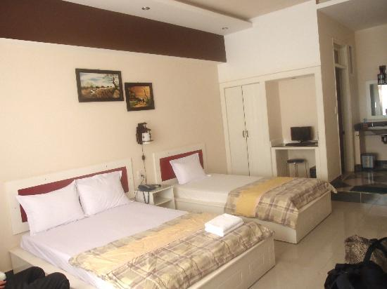 Thinh Vuong Hotel: Our Room