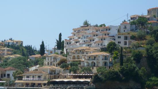 Miramare Beach Hotel: Village Sivota
