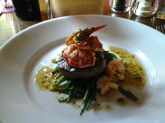 The Clough House: Clough House Surf & Turf
