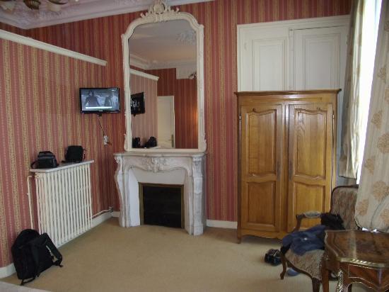 Hotel d'Argenson: Chambre