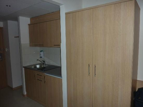 Hotel Pulawska Residence : Kitchen corner