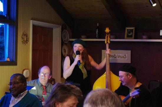The Greenbank Grille : Trio Nouveau playing on St. Patricks Day