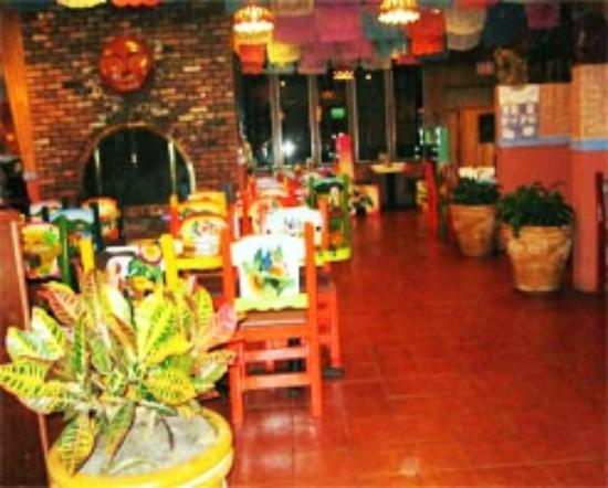 Don Jose Mexican Restaurant Main Room