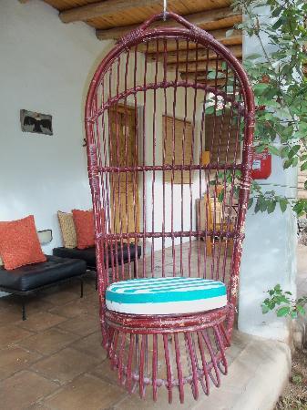 Parador del Angel: chair