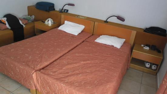 ‪‪Tigaki Beach Hotel‬: bedroom‬