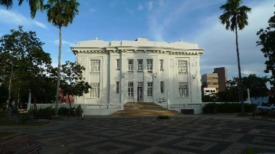 Rio Branco: Entrance to the museum