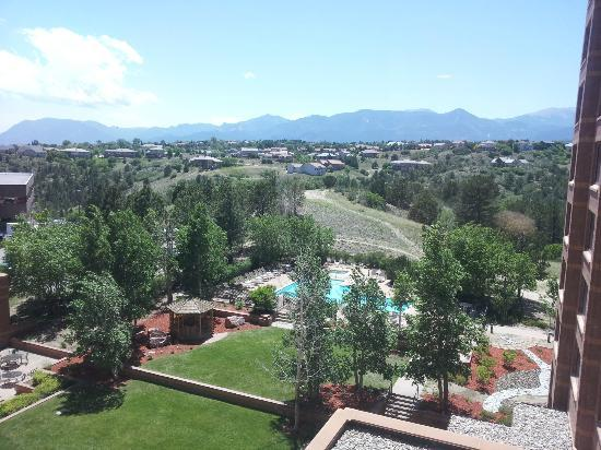 Colorado Springs Marriott: My View