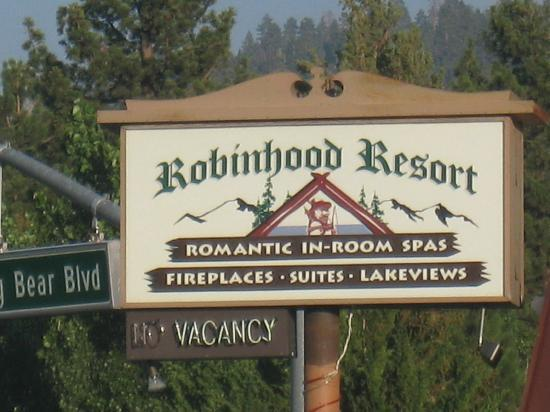 Robinhood Resort: so cute