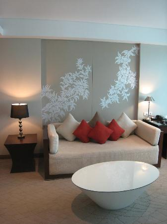 Le Meridien Chiang Mai: Classy living room