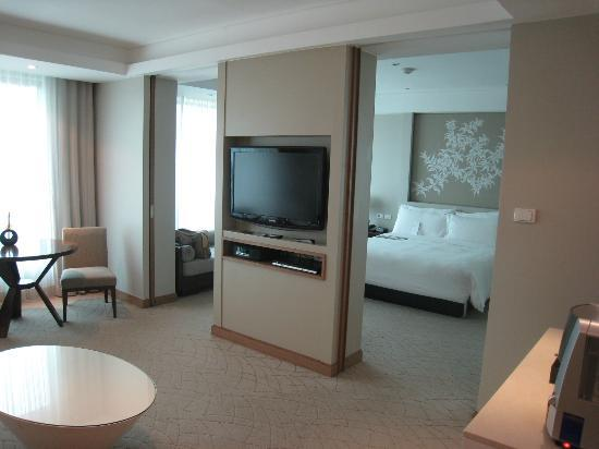 Le Meridien Chiang Mai: lovely bedroom