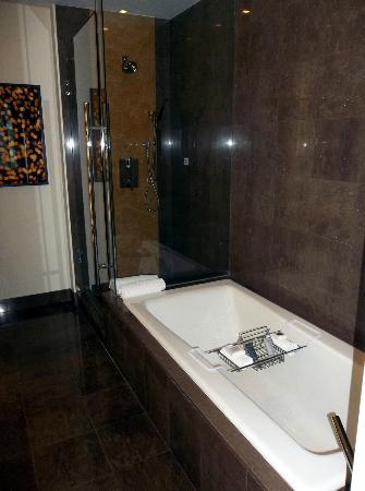 JW Marriott Marquis Miami: awesome bathroom!