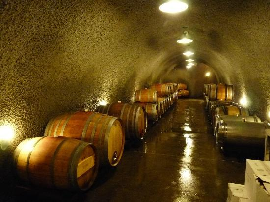 Reverie Winery: Wine Cave