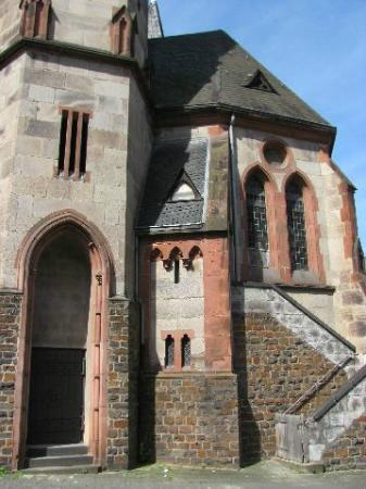 Forderverein Ev. Kirche Koblenz - Pfaffendorf