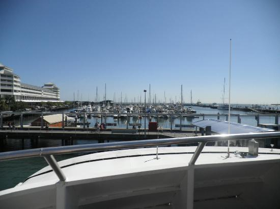 Il Palazzo Boutique Apartments Hotel: Cairns Hafen
