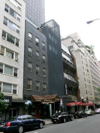 كرافي هوتل نيويورك: Außenansicht