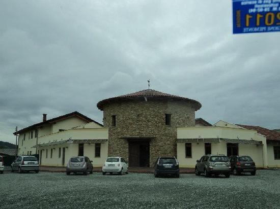 Monviso Resort : L'ingresso
