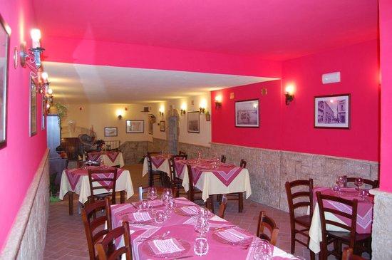 La Taverna del Duca: Particolare sala