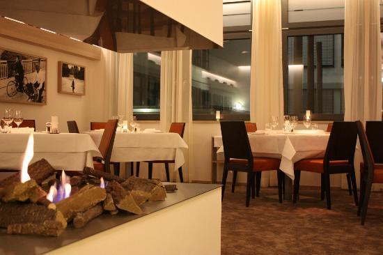 Ristorante Peppone: Unser Restaurant