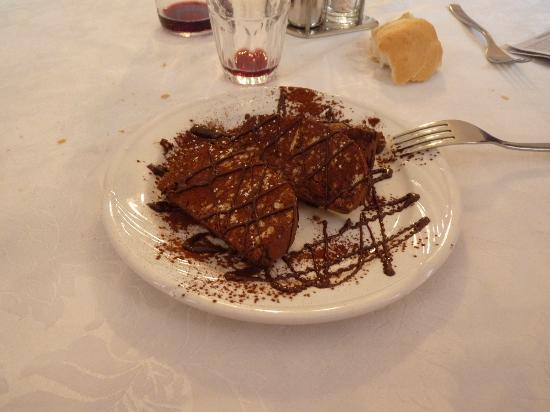 Maso Sorte: Salame di Cioccolato