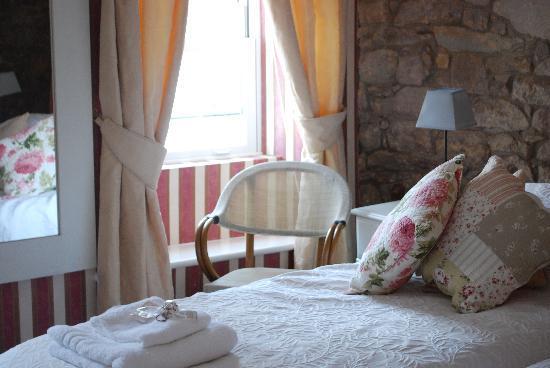 The Georgian House Restaurant: Bedroom