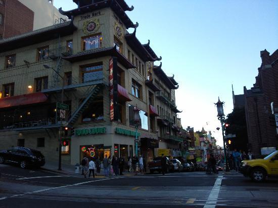 Galleria Park Hotel: Chinatown