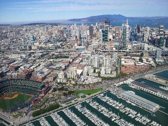 Galleria Park Hotel: SF mit Heli