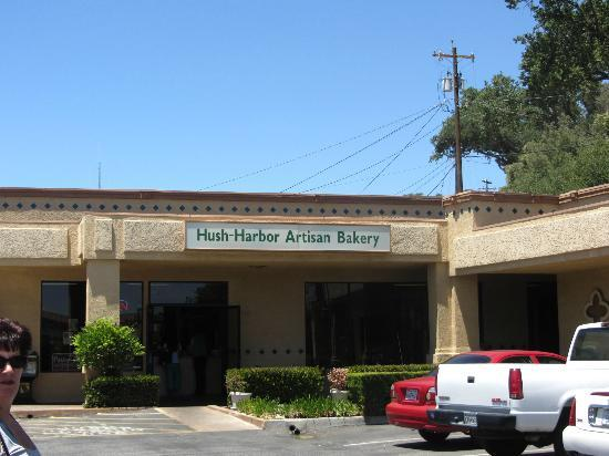 Hush-Harbor Artisan Bakery: Hidden in a strip mall just off the 101 Freeway.
