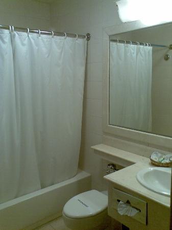 بست ويسترن بلس هوتل ستوفيلا: baño