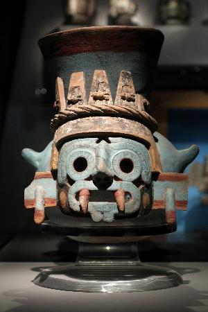 Olla Tl 225 Loc Cultura Mexica Azteca Museo Del Templo