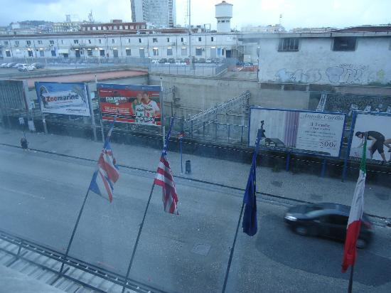 Ramada Naples: View from our window
