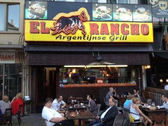 El Rancho : check out the LOMO!