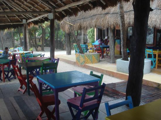 The Restaurant at ZAMAS: zamas