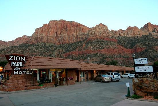 Zion Park Motel : The hotel
