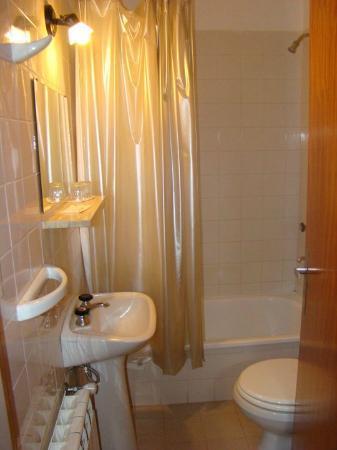 Hotel Sierra Grande : Baño