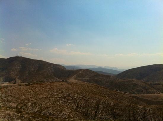 Christ of the Noas : timeless Biblical landscape