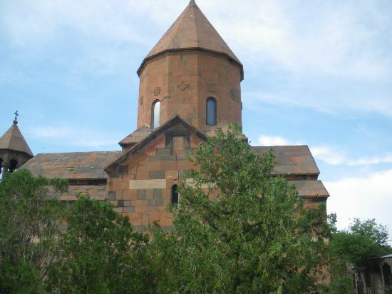 Lusarat, Armênia: Khor Virap