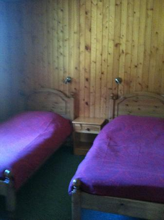 Lochletter Lodges: Twin Room