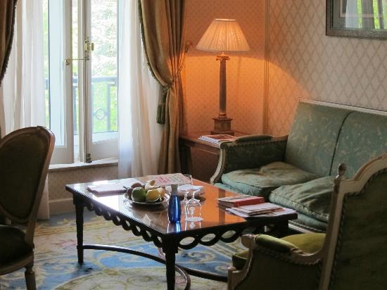 Hotel Ritz, Madrid: suite