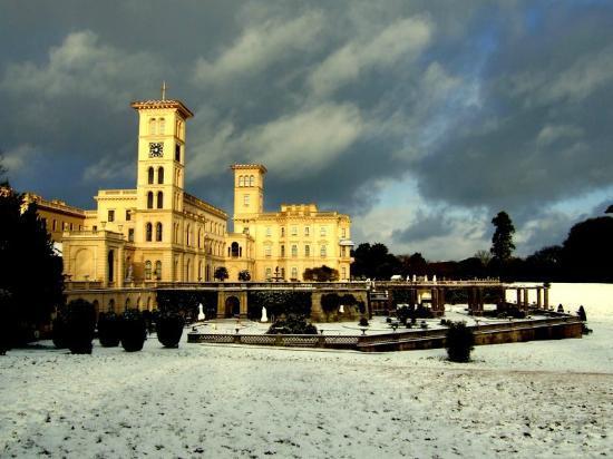 Osborne House: Looks OK in Winter Too!