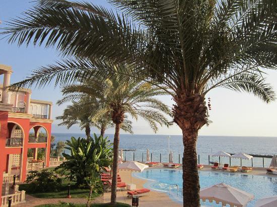 IBEROSTAR Grand Hotel Salome: Blick vom Zimmer zum Meer