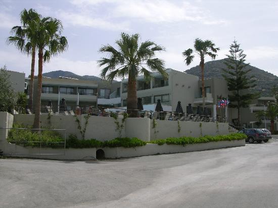 Bali Star Hotel: Hotel