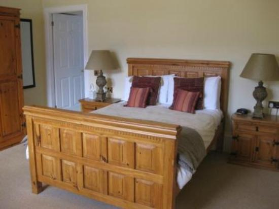 Buccleuch Guest House : Our Ground Floor Bedroom