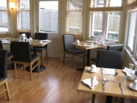 Buccleuch Guest House: Breakfast room