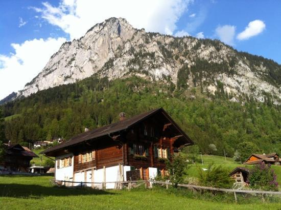 Gasthof Engelberg: Griesalp (~45 minutes by postbus)