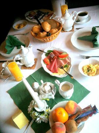 Müller's Hotel & Restaurant: Frühstück