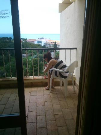 Pestana Delfim All Inclusive: Balcony & view