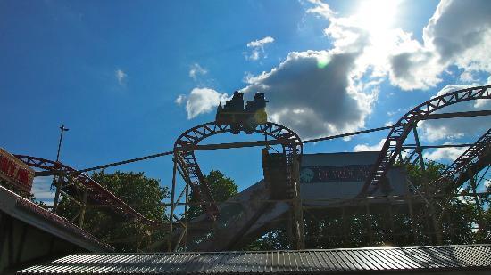 Bakken - World's Oldest Amusement Park: Small and Cozy Ride